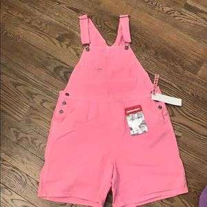 Pink Unionbay Overalls - Size Large